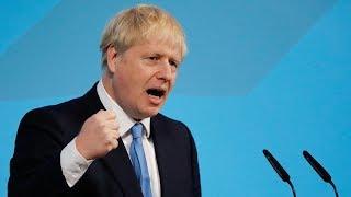 Boris Johnson will be U.K.'s next prime minister