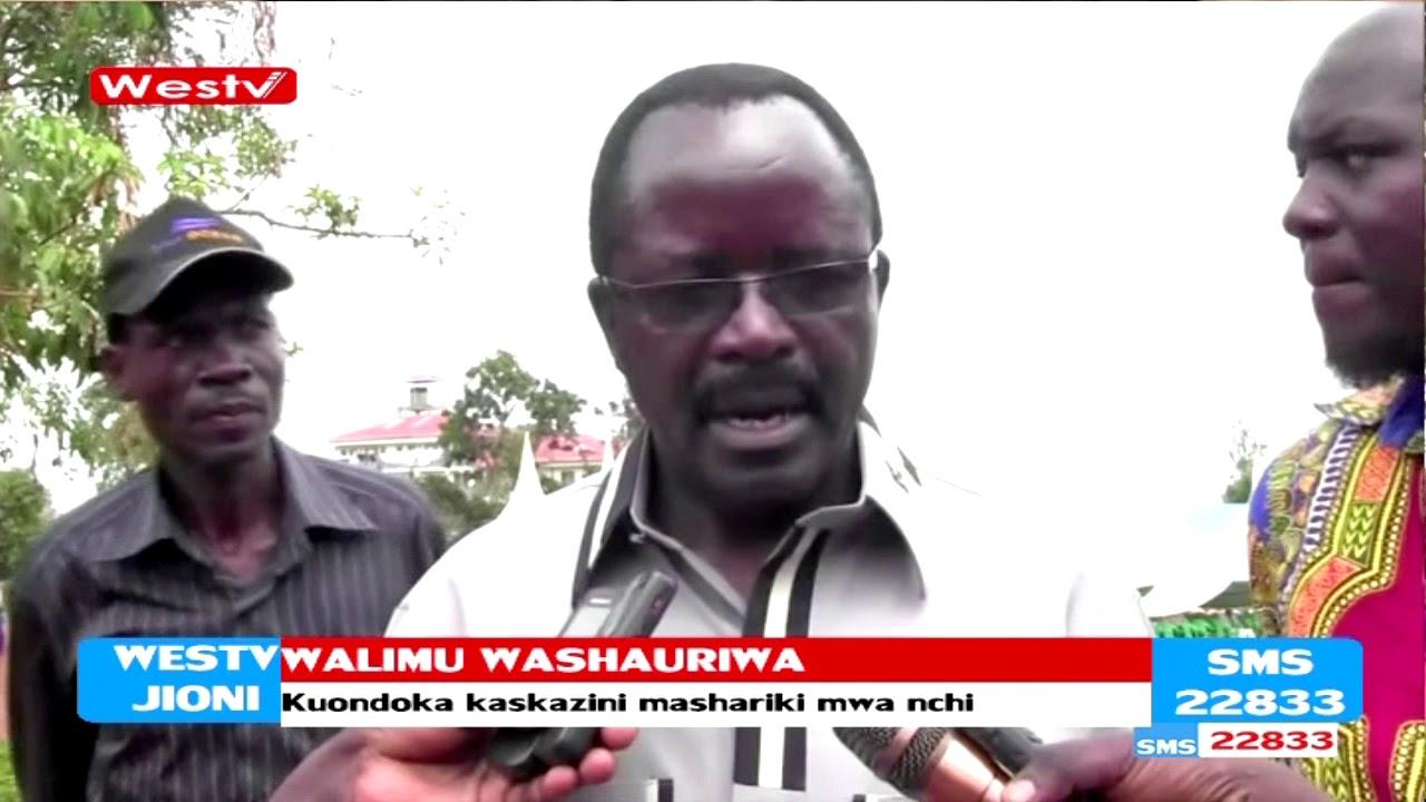 Walimu wanaofanyakazi katika maeneo ya kaskazini ya nchi watakiwa kurudi nyumbani