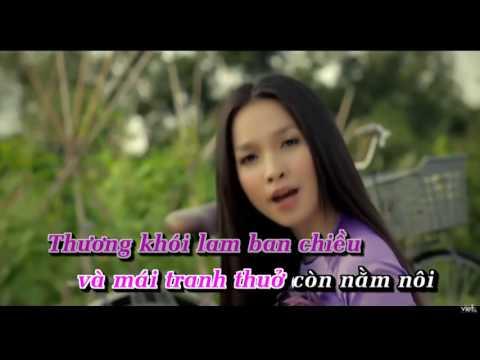 hồn quê karaoke tại Xemloibaihat.com