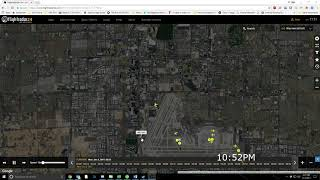 Las Vegas Shooting Flight Radar Data *Updated*