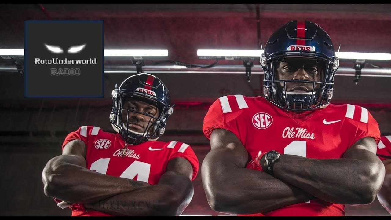 A J Brown Vs D K Metcalf Which Ole Miss Wide Receiver Is The Better Nfl Prospect Youtube