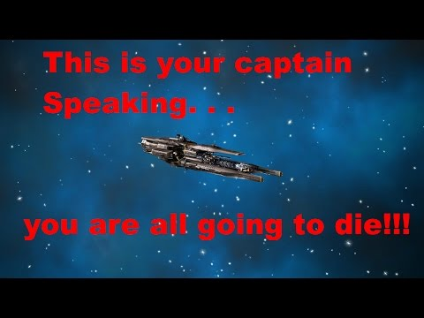Fractured Space: They gave me a ship... Big Mistake.