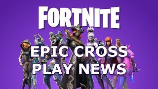 Fortnite Cross Play fonctionne maintenant correctement sur Xbox