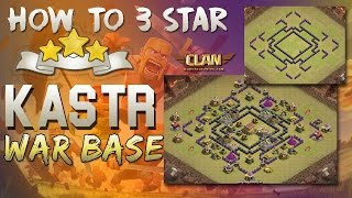 ✨ TH8  -  How to 3 star