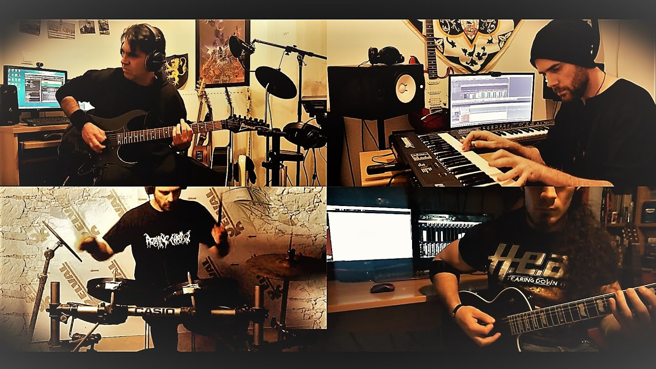 BELLA CIAO - La Casa De Papel (Money Heist) - Symphonic/Epic Metal Version [Orion's Reign]