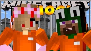 Minecraft School - EVIL LITTLE KELLY GETS ARRESTED!