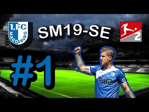 SM19-SE. Лига Германии #1. Начало карьеры.