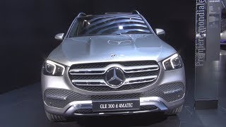 Mercedes-Benz GLE 300 d 4MATIC (2019) Exterior and Interior