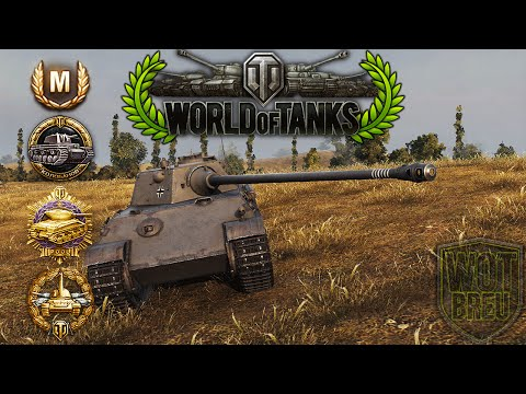 World of Tanks - Panther - 10 Kills - 5.3k Damage - 1vs5 [Replay|HD]