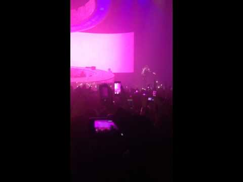 Drake & The Weeknd - Crew Love - Sheffield Motorpoint Arena 14/03/14