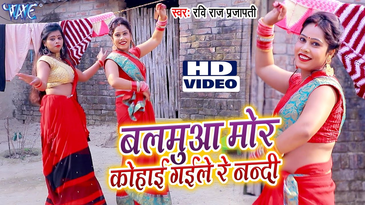 2021 का सबसे हिट धोबी गीत - Balamua Mor Kohai Gaile Re Nandi - #Ravi Raj Prajapati | Bhojpuri Song