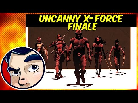 "Wolverine VS His Son: Uncanny X-Force ""Final Execution Conclusion"" - Complete Story"