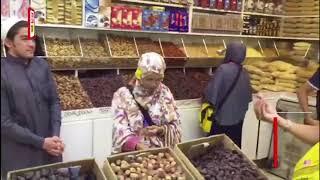 Madinah kurma seller dazzles Malaysians with Kelantanese dialect