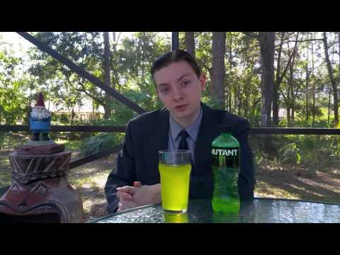 Energy Crisis--Energy Drink Review #154 Monster Mutant Super Soda