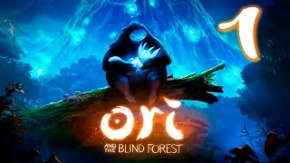 Ori And The Blind Forest | Capitulo 1: EMPEZAMOS! | PC Gameplay Español 1080p 60fps