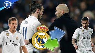 Zinedine Zidane invite déjà trois joueurs à prendre la porte | Revue de presse