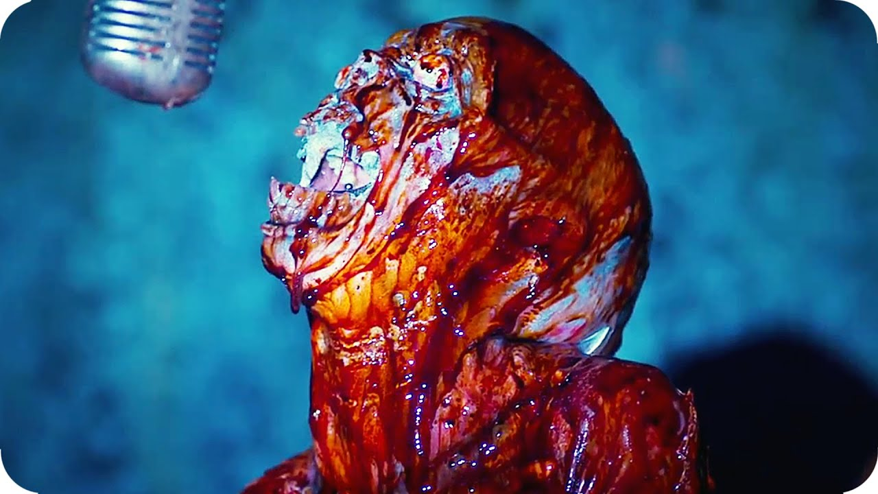 DEATH HOUSE Red Band Trailer (2017) Horror Movie