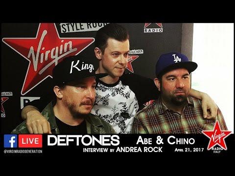 Deftones - Virgin Radio Italy Interview 2017 [HD] Mp3