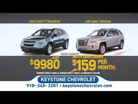 Awesome Keystone Chevrolet In Sand Springs, OK