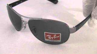 5275762f169 Ray Ban Aviator Sunglasses RB3386 004 71 63mm)