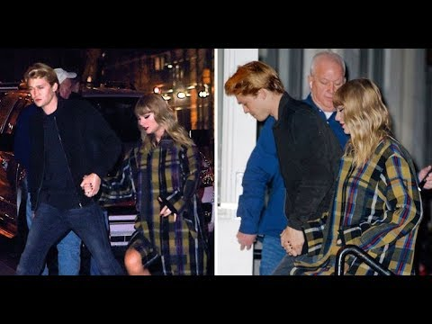 Taylor Swift's Boyfriend Joe Alwyn | 2018