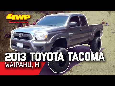 Toyota Tacoma Truck Parts Waipahu HI 4 Wheel Parts