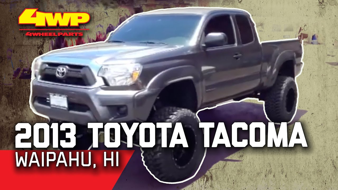 toyota tacoma truck parts waipahu hi 4 wheel parts [ 1280 x 720 Pixel ]