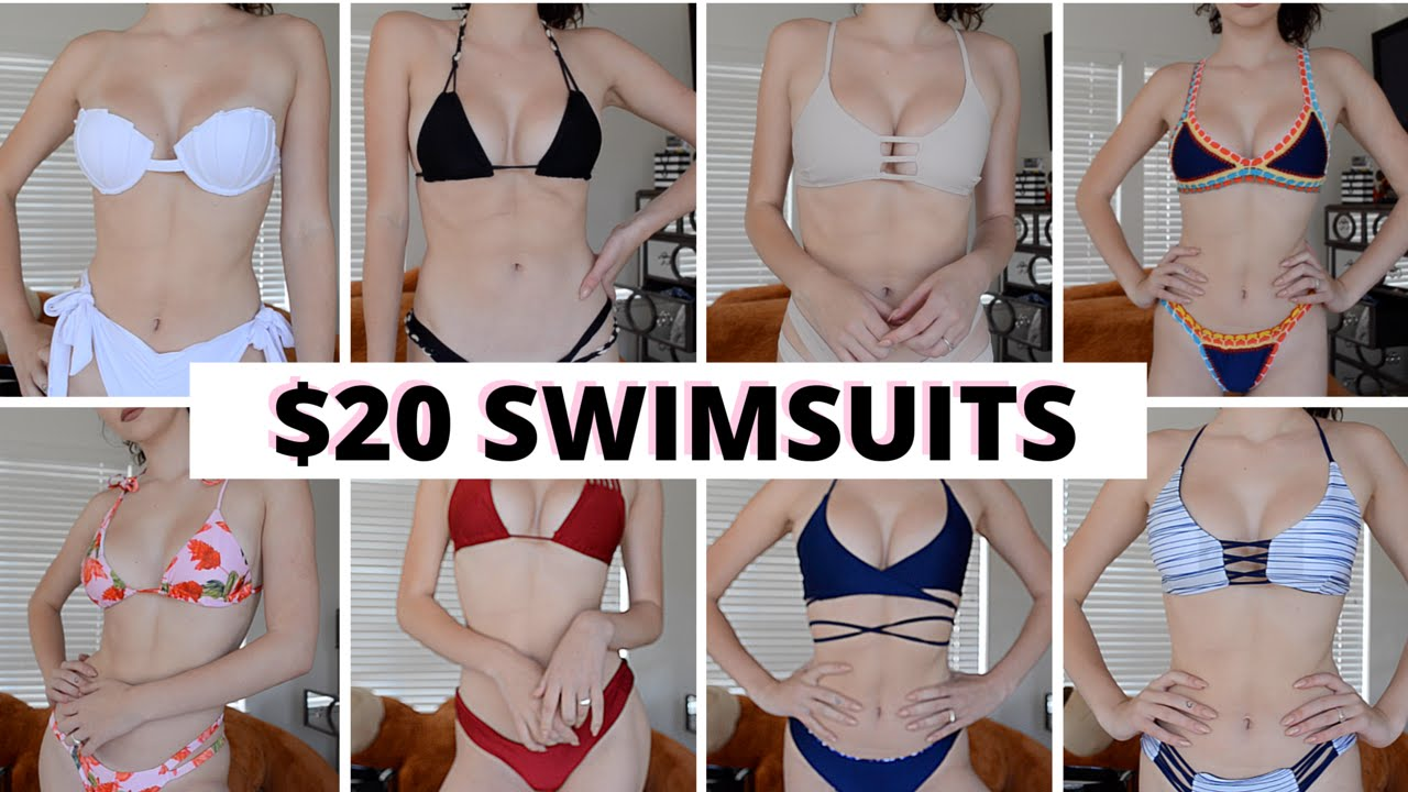 110ae931f4bab AFFORDABLE   CUTE BIKINI HAUL + TRY ON