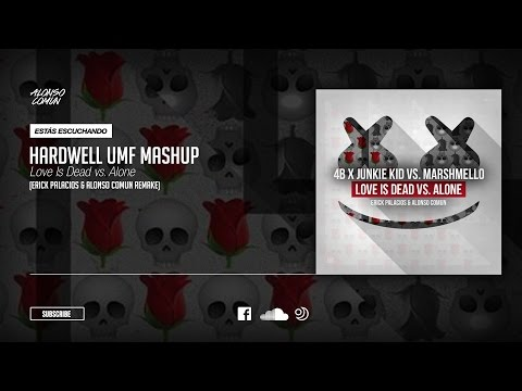 Marshmello vs. 4B & Junkie Kid - Love Is Alone (Hardwell UMF 2017 Smashup)