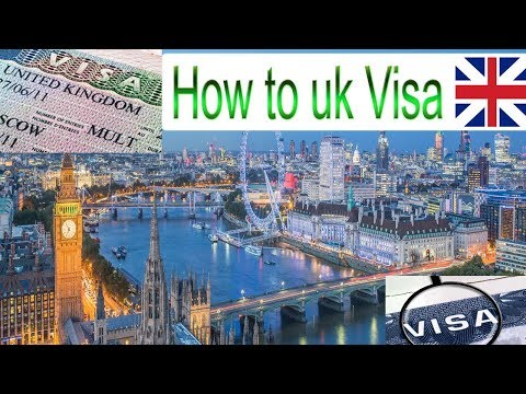 How to apply UK Tourist VISAStep by step guide 2018.