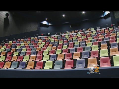 Carnegie Science Center Set To Open Rangos Giant Cinema
