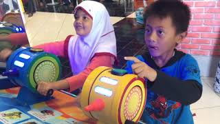 Bermain di Trans Studio Mini ❤ Indoor Kids Playground ❤ Seru!