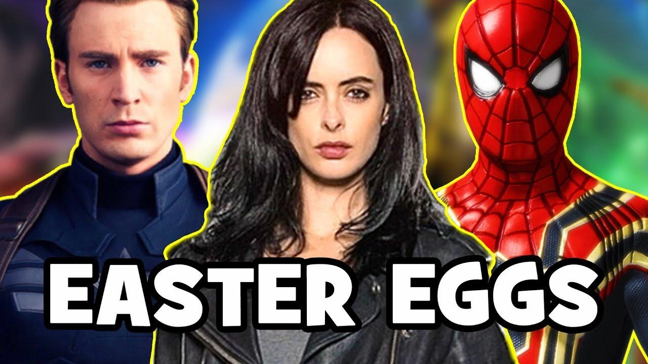 Download JESSICA JONES Season 2 EASTER EGGS - Avengers Infinity War & Marvel References