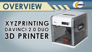 XYZprinting DaVinci 2.0 3D Printer Overview - Newegg Lifestyle