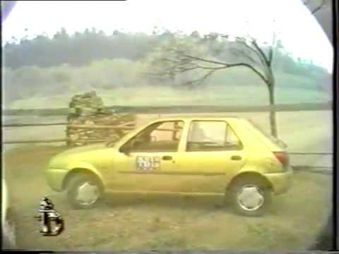 ford fiesta clx test auto al d a 10 1996 youtube. Black Bedroom Furniture Sets. Home Design Ideas