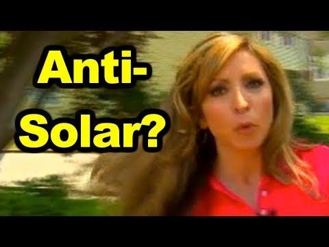 Fox News Hates Solar Power?