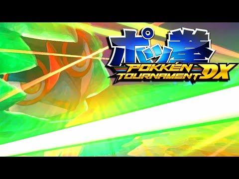 Download Youtube: Pokken Tournament DX Part 1 DECIDUEYE IS AMAZING! Gameplay Walkthrough