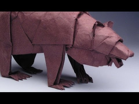 Squares-Folds-Life: Contemporary Origami by Robert J. Lang Trailer