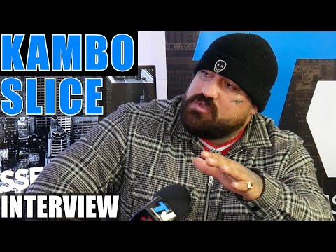 KAMBO SLICE Interview | Rap & Buch | Isolationshaft, Ex-Rocker, Rotlicht, Hype | TV Strassensound