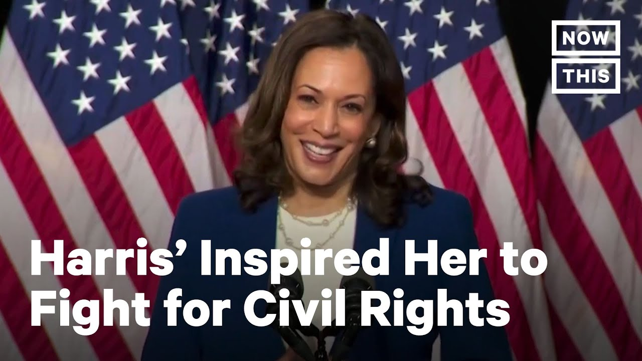 For parents, the swearing-in of Kamala Harris was an inspirational ...