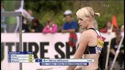 Minna Nikkanen ja Vanessa Vandy - Suomen ennätykset (4.36m & 4.45m)