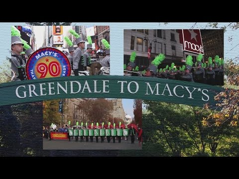 Greendale to Macy's Documentary 2016