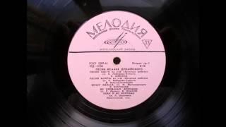 Песня Анюты,из фильма,,Веселые ребята,,-Леокадия Масленникова.