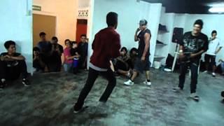 ssh vs culitos crew vete a bailar cuernavaca 2013