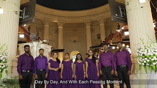 Day By Day- by Eight from Trichy Tamil Nadu for Classic Hymns album Sweet Hour of Prayer