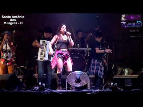 Grande show de Fabrícia em Santo Antonio dos Milagres - PI