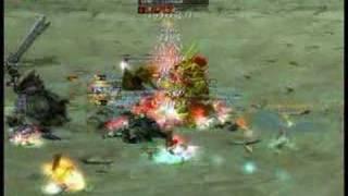 Lord Yarkan kill- Lv 76 Nuker- Silkroad Online
