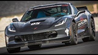 Ron Fellows Performance Driving School: Day 1 (of 2) of Corvette Owners School