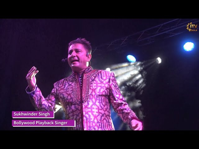 Jai Ho Sukhwinder Concert - MOCAAPI - Ritz Theater & Performing Arts Center - New Jersey