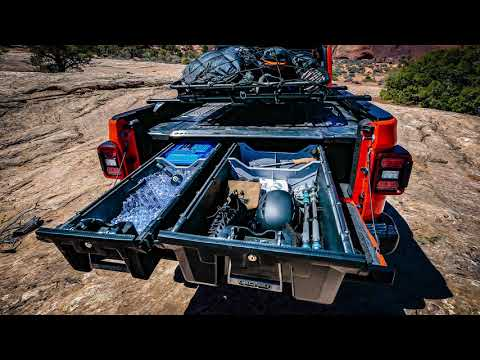 Mopar Parts And Accessories For The All-new Jeep® Gladiator
